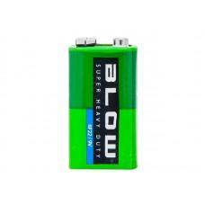 Baterija 9V BLOW Super Heavy Duty (1 vnt.)