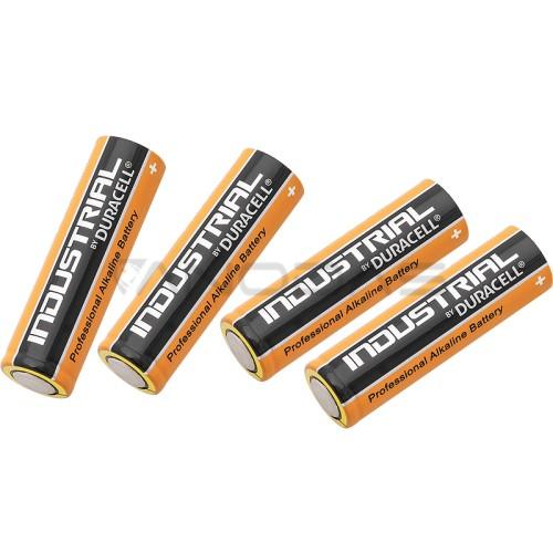 Battery AA 1.5V LR6 DURACELL INDUSTRIALL (1 pcs.)