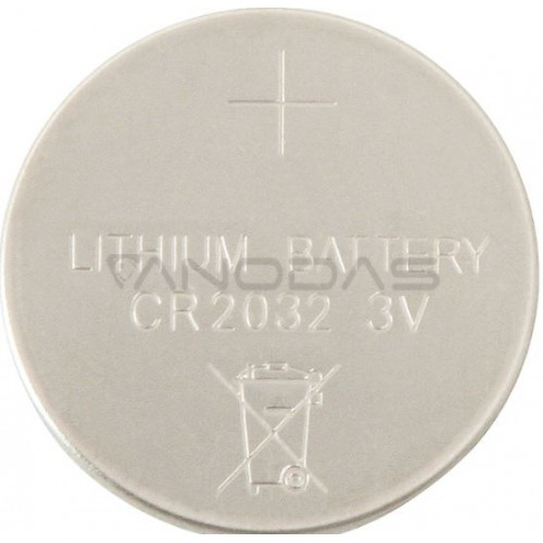 Baterija CR2032 Maxell (1 Vnt.)
