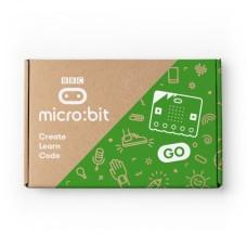 BBC micro:bit 2 GO - edukacinis modulis, Cortex M4+ priedai
