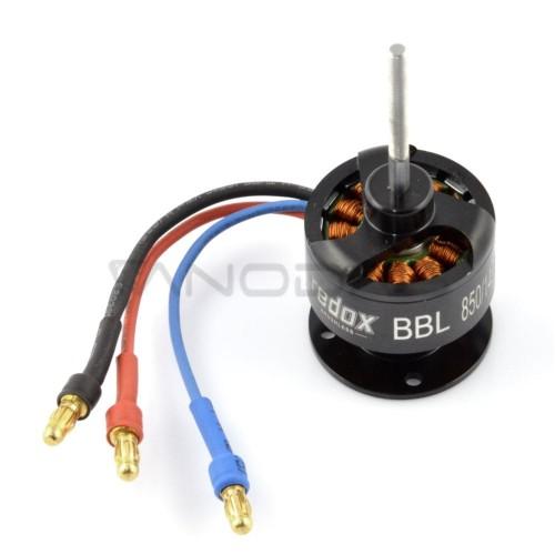 Brushless Electric Motor Redox BBL 850/1400