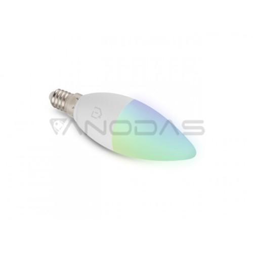 Šaltos spalvos LED lemputė Lanberg RGBW Tuya Smart Life 5W