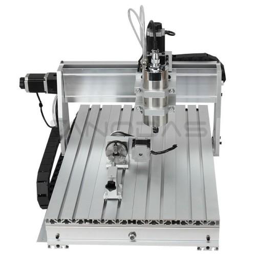 CNC frezavimo-graviravimo staklės 6040Z – S15 – 4D