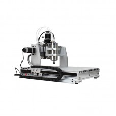 CNC milling-engraving machine 6040Z - S22 - 3D