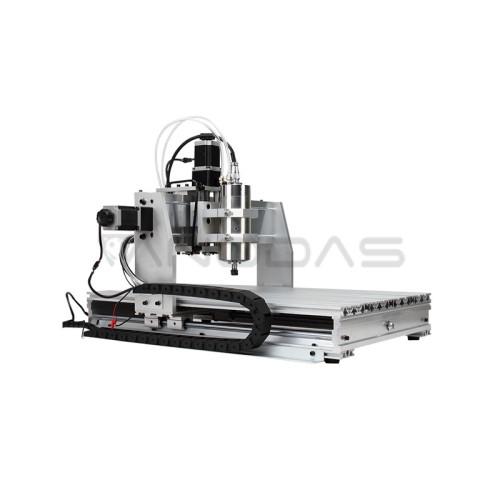 CNC frezavimo-graviravimo staklės 6040Z – S22 – 3D