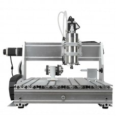 CNC frezavimo-graviravimo staklės 6040Z – S22 – 4D