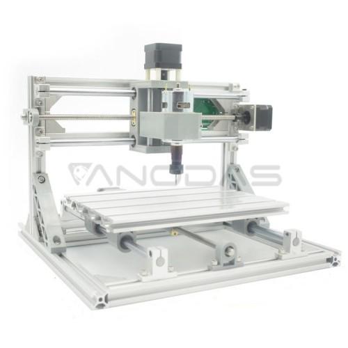 CNC frezeravimo-graviravimo staklės 3018 - 3 ašių