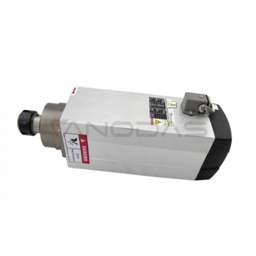 CNC Spindle Variklis 7.5 Kw ER32 380VAC