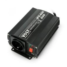 Converter Volt IPS-600 Duo 12/24VDC / 230VAC 300/600W