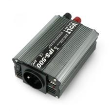 Converter Volt IPS-500 DC/AC / 230VAC 350/500W