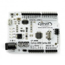 The Cytron ARM Cortex M0 microcontroller