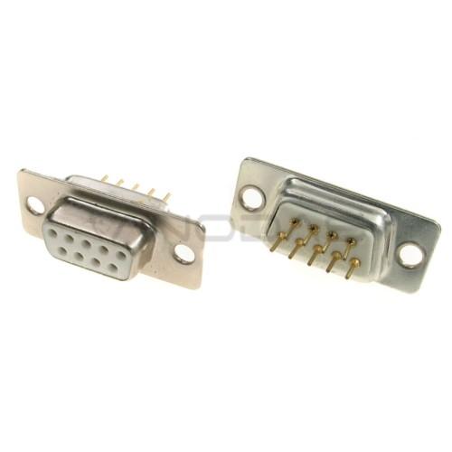 D-Sub 9pin PCB lizdas