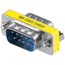 D-SUB/RS-232 kištukas - kištukas