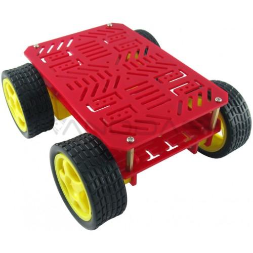 Dagu 4WD roboto važiuoklė