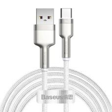 Baseus Cafule USB to USB-C cable 40W 2m - White