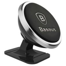 Baseus Magnetic automobilinis laikiklis išmaniajam telefonui - Sidabrinis