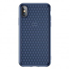 Baseus BV Case (2nd generation) For iPhone XS - Blue