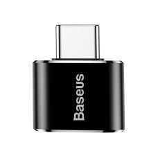 Baseus USB to USB Type-C adapter - Black