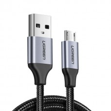 UGREEN micro USB Cable QC 3.0 2.4A 1.5m - Black