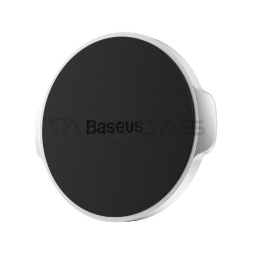 Automobilinis magnetinis laikiklis Baseus Small Ears - Sidabrinis