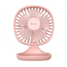 Baseus Pudding Desktop Fan - Pink