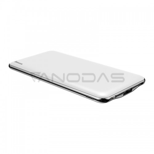 Baseus Simbo Power bank 10000mAh PD 3A - White