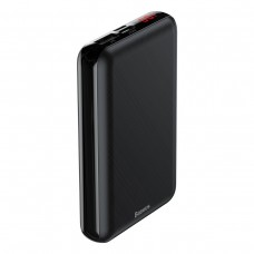 Baseus Mini S Digital Display Power Bank 10000mAh - Black