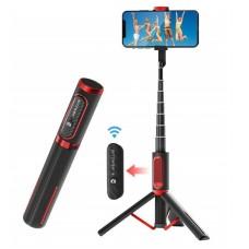 Selfie lazda ir Bluetooth trikojis BlitzWolf BW-BS10 išmaniesiems telefonams