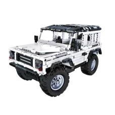 Edukacinis rinkinys Double Eagle C51004W Jeep automobilio modelis