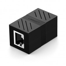 UGREEN NW114 Ethernet RJ45 Coupling, extension cable, 8P/8C, Cat.7, UTP (Black)