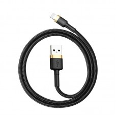 Baseus Cafule Cable USB Lightning 1.5 A 2m - Gold / Black