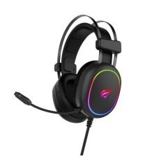 Gaming Headphones Havit GAMENOTE H2016D RGB USB+3.5mm