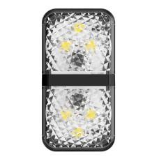 Baseus įspėjamoji lemputė durims (2vnt/Pak.) - Juoda