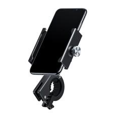 Baseus Knight telefono laikiklis motociklui / dviračiui / paspirtukui - Juodas