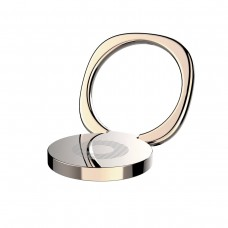 Baseus Privity telefono laikiklis / žiedas  - Auksinis