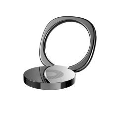 Baseus Privity telefono laikiklis / žiedas - Juodas