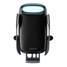Baseus Milky Way Electric Bracket Wireless Charger 15W - Black