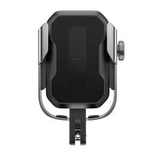 Baseus Armor telefono laikiklis motociklui / dviračiui / paspirtukui - Sidabrinis