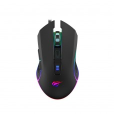 Gaming pelė Havit GAMENOTE MS1018 RGB 1000-3200 DPI