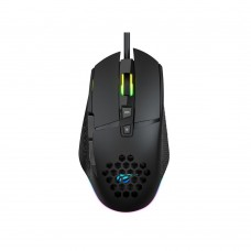 Žaidimų pelė Havit GAMENOTE MS1022 RGB 1000-3200 DPI