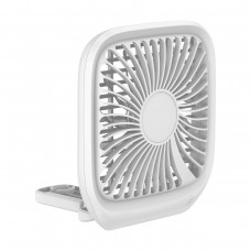 Baseus Foldable Vehicle-mounted Backseat Fan - White