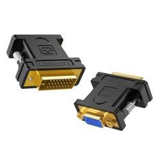 UGREEN 20122 Adapter DVI - VGA - Black