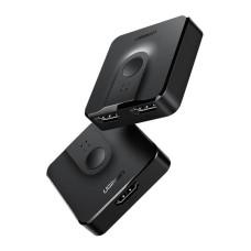 UGREEN Switch Box 2in1 HDMI 1.4 - Black