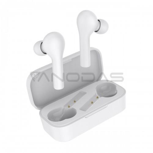QCY T5 TWS belaidės Bluetooth ausinės V5.0 - Baltos