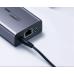 UGREEN CM250 VGA - Ethernet jungčių adapteris