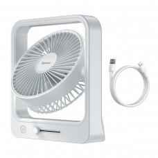 Baseus Cube Portable Fan - White