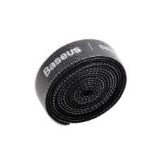 Baseus Colourful Circle Velcro Straps 1m - Black
