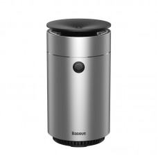 Car air humidifier Baseus Time Aromatherapy Machine - Silver