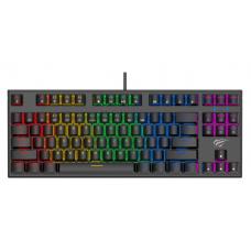 Havit GAMENOTE KB857L žaidimų klaviatūra