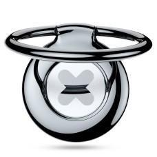 Baseus Symbol telefono laikiklis / žiedas - Juodas